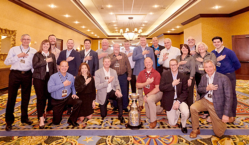 AD Members and Suppliers Celebrate Record Growth at 2018 Electrical North American Meeting