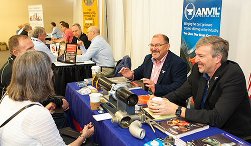The 2018 AD Plumbing & PVF Spring Network Meeting Energizes Members