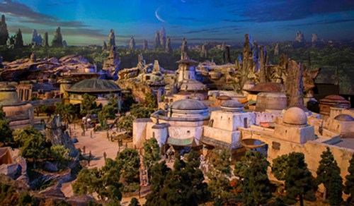AD Building Materials Member Joins Forces with Disneyland on Star Wars Project