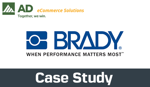 Brady Corporation Sees Doubled Sales Growth from AD Distributors Live with AD eContent