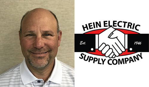 Hein Electric Supply Company Appoints New President