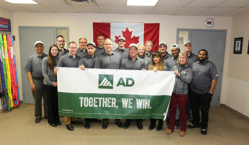 AD Announces Completion of IDI Merger