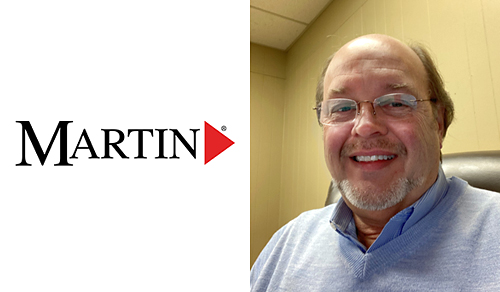 Martin Inc. Name Sims Vice President, Fastening Solutions