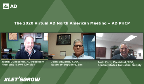 AD's PHCP community joins forces to finish the year strong at 2020 virtual AD North American meeting