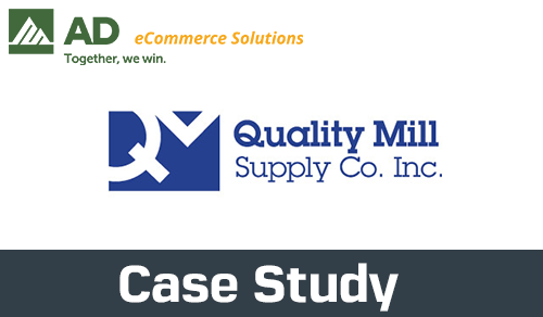 Quality Mill Supply Company Inc. Sees 20x Increase in Site Traffic Due to Enhanced Product SKUs