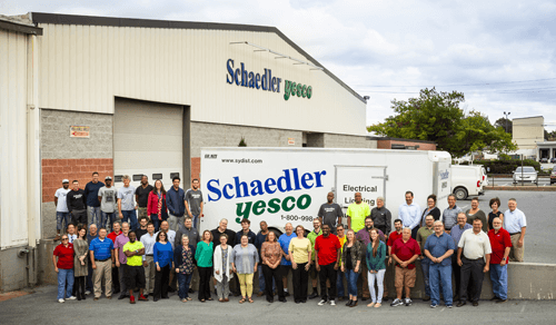 Schaedler Yesco Distribution Ranks #17 as One of the Best Places to Work in Pennsylvania for 2020