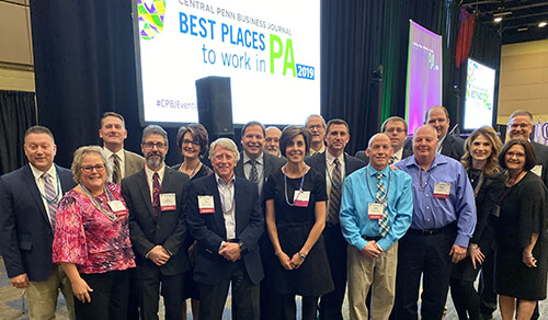 Schaedler Yesco Ranks #13 as One of the Best Places to Work in Pennsylvania for 2019