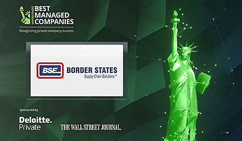 Border States Named 2021 US Best Managed Company