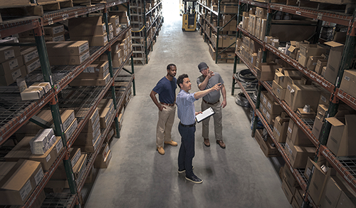 How to Leverage Challenges in Wholesale Distribution
