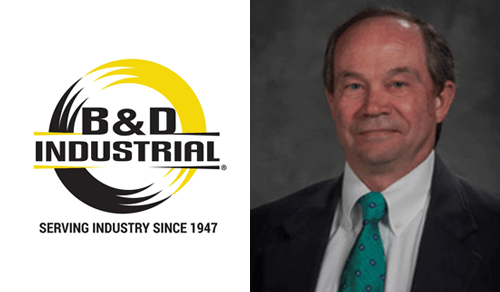 B&D Industrial announces CEO Andrew (Andy) H. Nations retirement and succession