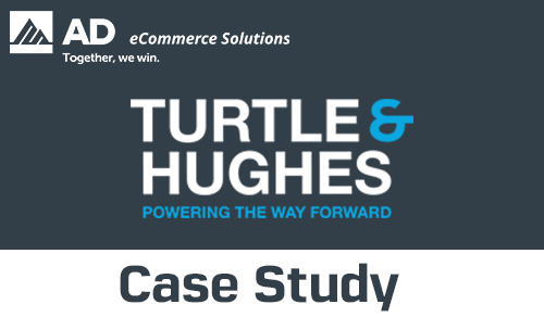 Turtle & Hughes Executives Lead Company-Wide Digital Transformation in 2 Years