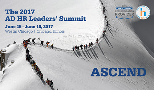 AD to Host First HR Leaders' Summit