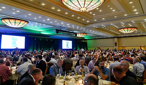 "AD's PHCP says record number of participants were ""All In"" for 2019 North American Meeting"